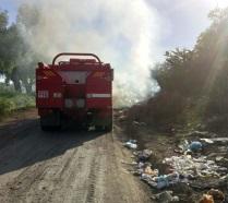 Vecinos del Santa Teresa se quejan por quema basura